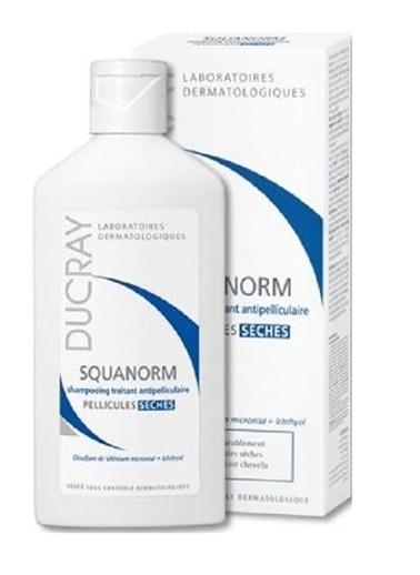 Ducray Squanorm Kuru S. Kepek Şampuan 200 Ml Renksiz